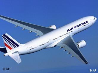 Аэробус компании Air France