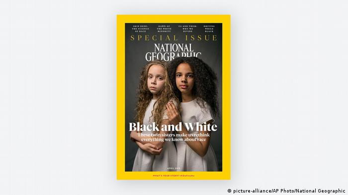 National Geographic - April 2018 (picture-alliance/AP Photo/National Geographic)