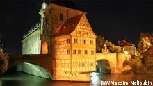 Deutschland Altes Rathaus Bamberg