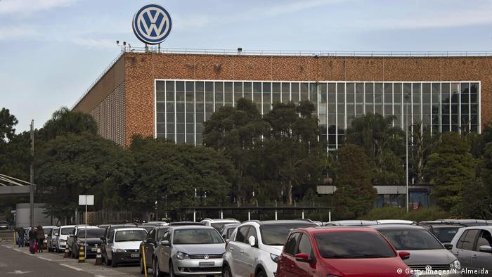 VW Volkswagen Brasilien Sao Bernardo do Campo (Getty Images/N. Almeida)