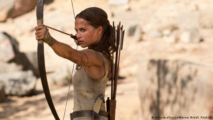 How Lara Croft Has Evolved Over The Years Digital Culture Dw