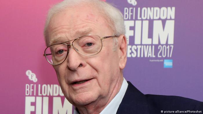 Michael Caine (picture-alliance/Photoshot)