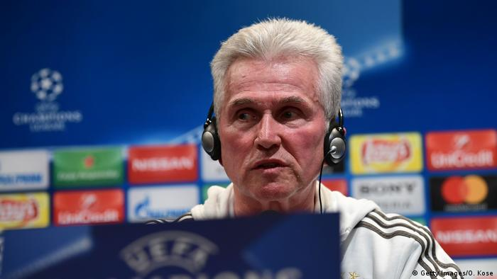 Jupp Heynckes (Getty Images/O. Kose)