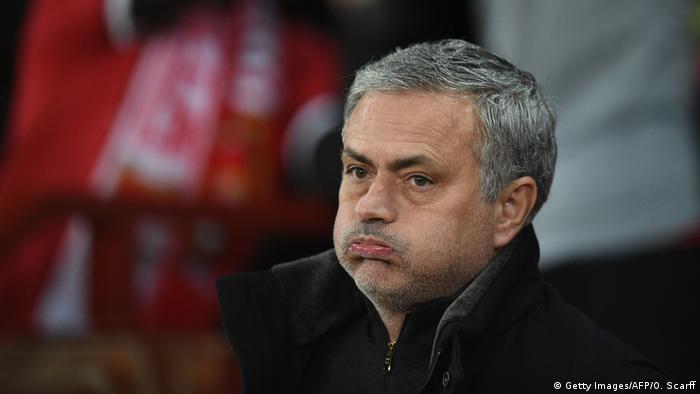 UEFA Champions League Achtelfinale | Manchester United - FC Sevilla (Getty Images/AFP/O. Scarff)