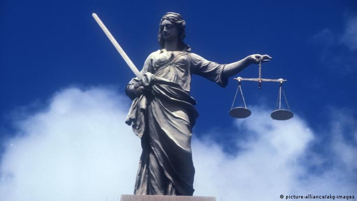 Dublin, City Hall, Justitia (picture-alliance/akg-images)