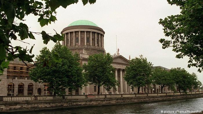 High Court of Justice in Dublin (picture-alliance/Photoshot)