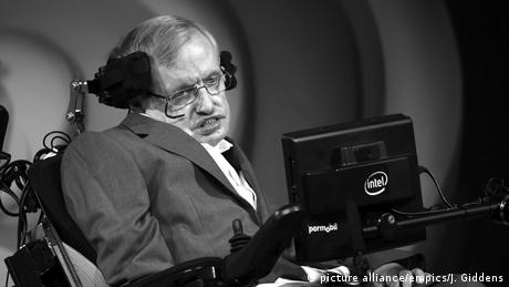 Stephen Hawking (picture alliance/empics/J. Giddens)