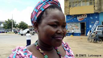 Fátima Joaquim, Bürgerin aus Nampula, Mosambik