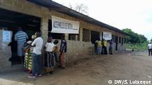 Zwischenwahl in Nampula, Mosambik