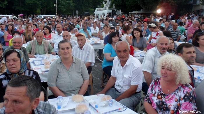 Bugarische Türken in Kardzhali, Bulgarien