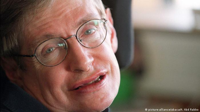 Comunidade científica lamenta morte de Stephen Hawking