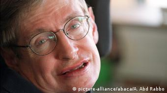 Stephen Hawking (picture-alliance/abaca/A. Abd Rabbo)