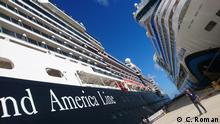 Global Ideas Kreuzfahrtschiffe Karibikinsel Cozumel