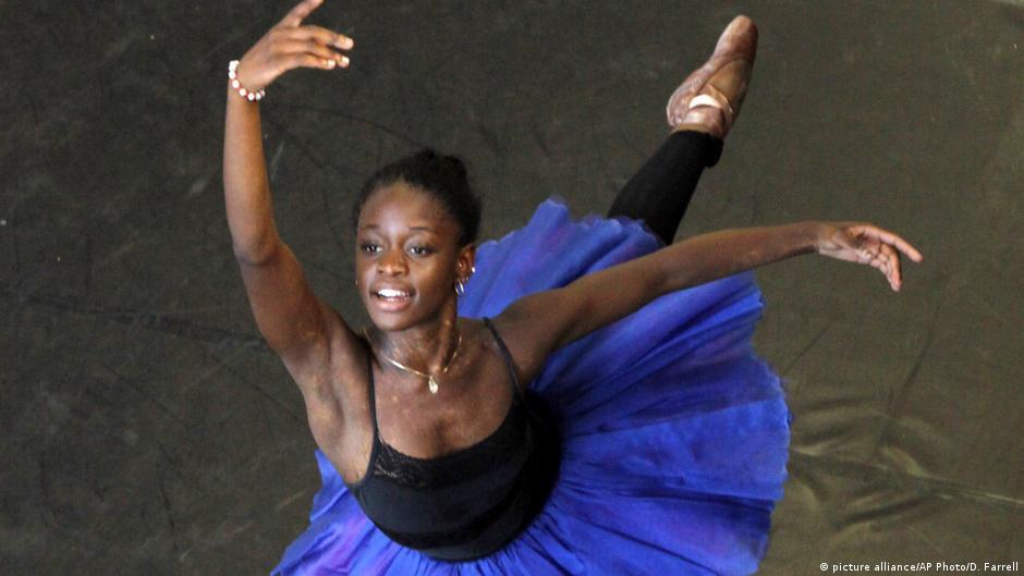 Madona ka ndër mend të bëjë një film për balerinën me ngjyrë Michaela DePrince