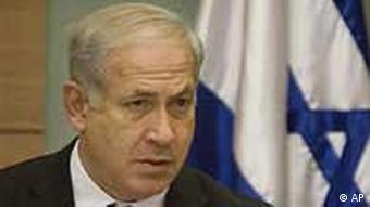 Israels Ministerpräsident Netanjahu (Foto: AP)