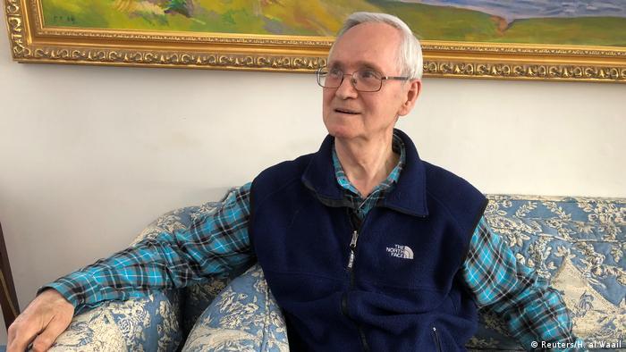 Вил Мирзаянов, ученый-химик, один из разработчиков яда Новичок