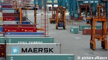 Global Ideas Containerhafen Antwerpen