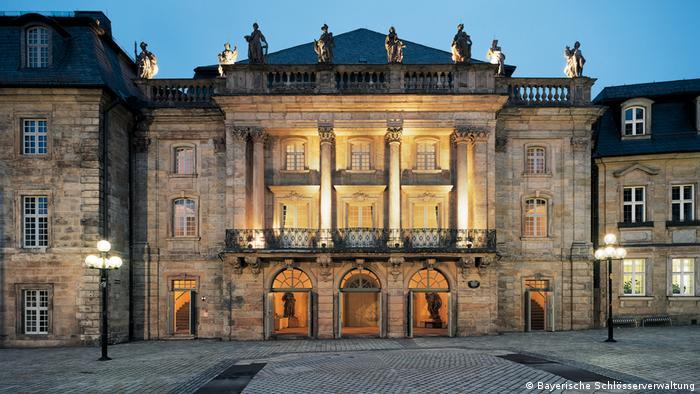 Deutschland Wiedereröffnung Markgräfliches Opernhaus in Bayreuth