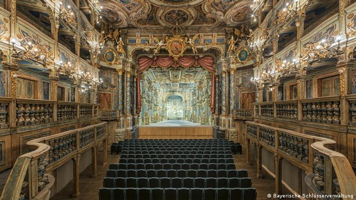 Deutschland Wiedereröffnung Markgräfliches Opernhaus in Bayreuth (Bayerische Schlösserverwaltung)