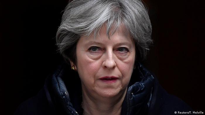 Премьер-министр Великобритании Тереза Мэй (фото из архива)