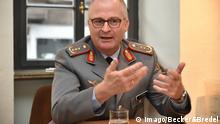 Deutschland Zorn soll Wieker als Generalinspekteur nachfolgen
