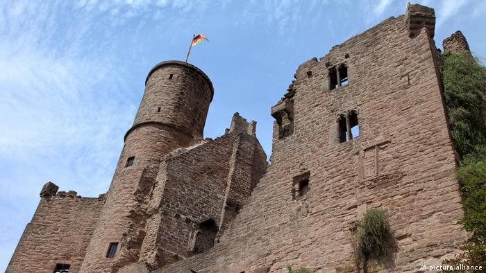 Замок Ханштайн
