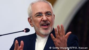Pakistan Karachi - Iranischer Außenminister Mohammad Javad Zarif besucht Pakistan