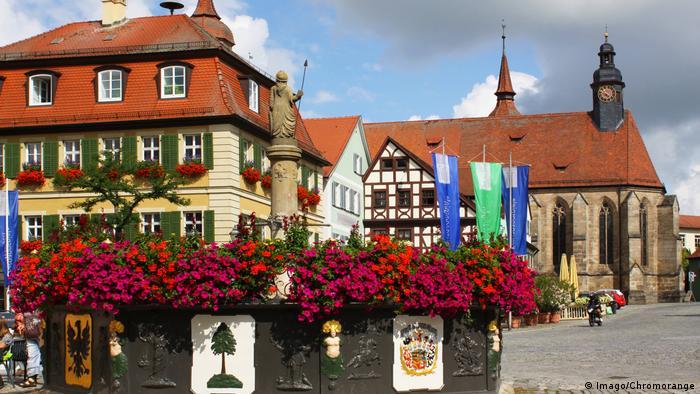 Deutschland - Landkreis Ansbach