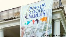Weltsozialforum in Salvador, Brasilien