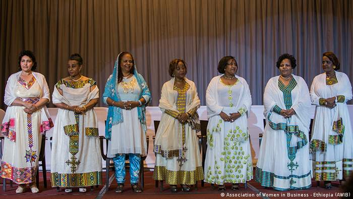 AWIBs jährlicher Women of Excellence Award (Association of Women in Business - Ethiopia (AWIB))