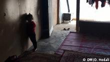 Libanon Flüchtlingslager Medyen in Bar Elias   Zelt der Familie Ahmad