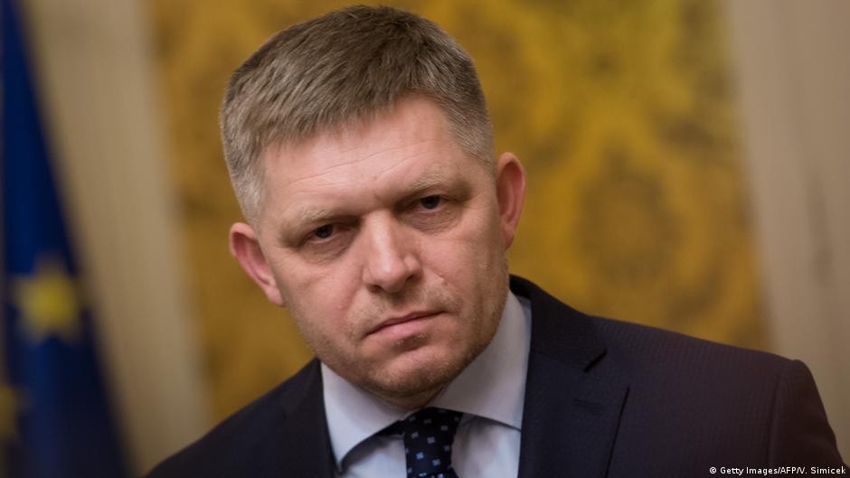 Kryeministri sllovak ofron dorëheqjen