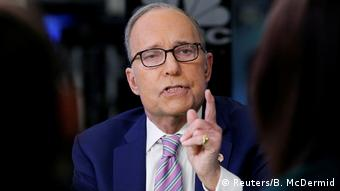 Larry Kudlow, the new Director of the National Economic Council
