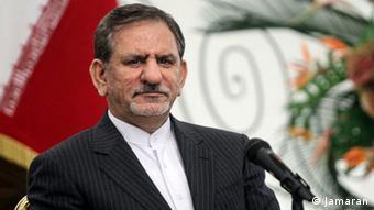 Iran Eshagh Jahangiri, 1. Stellvertreter von Präsident Hassan Rohani