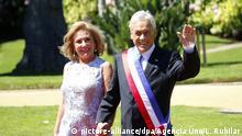 Amtsübernahme von Chiles Präsident Pinera