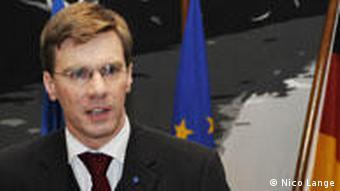 Nico Lange, Leiter der Außenstelle der Konrad-Adenauer-Stiftung in Kiew (Ukraine)