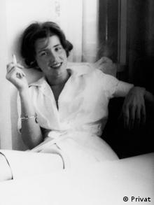 Η Έρικα Νόρα Λούντιν, μητέρα της Αλεξάνδρας Σενφτ