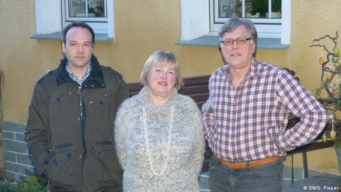Familie Hengesbach in Brenschede