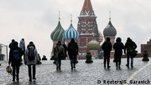 Symbolbild für die (gespaltene) Gesellschaft in Russland