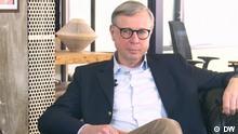 DW Sendung Fit&Gesund Internetmedizin | Dr. Markus Müschenich (DW)