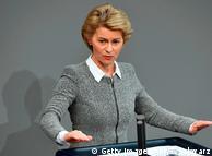 Урсула фон дер Ляєн вважає виконання Росією мінських угод головною передумовою пом'якшення санкцій