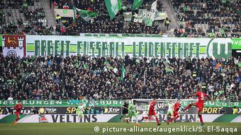 VfL Wolfsburg - B04 Bayer 04 Leverkusen