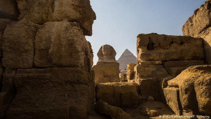 Egypt Sees Tourism Rebound Dw Travel Dw 16 03 2018