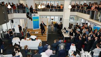 Deutsche Welle: Neuer digitaler Newsroom in Berlin eingeweiht