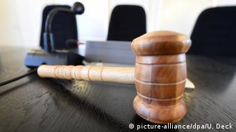 Symbolbild Deutschland Justiz