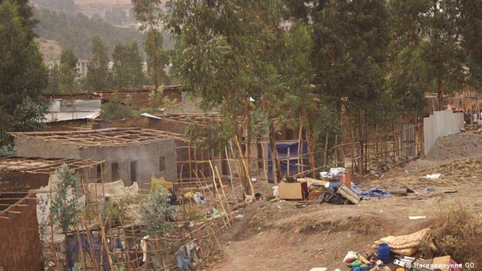 Äthiopien Empörung über den Abriss von Häusern in Lafto