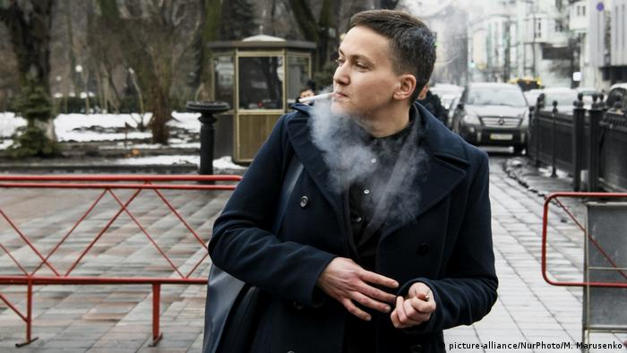 MP Savchenko returns to Ukraine