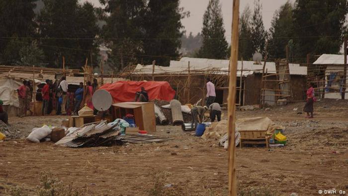Äthiopien Empörung über Abriss von Häusern in Addis Abeba