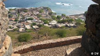 Cidade Velha Fortaleza São Filipe Kapverden Cabo Verde