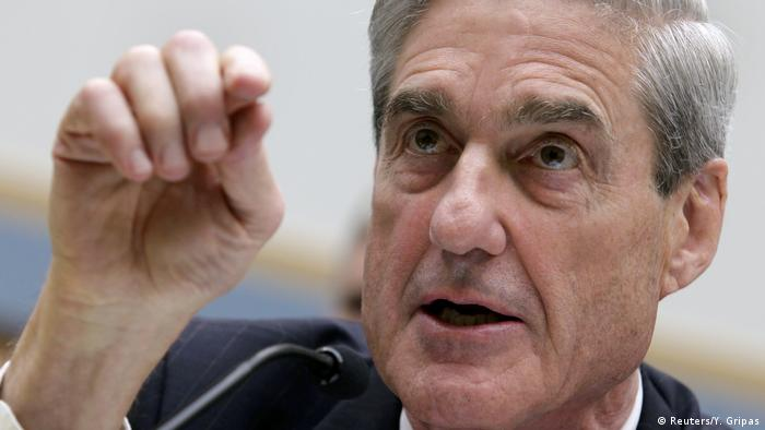 US Special Counsel Robert Mueller (Reuters/Y. Gripas)